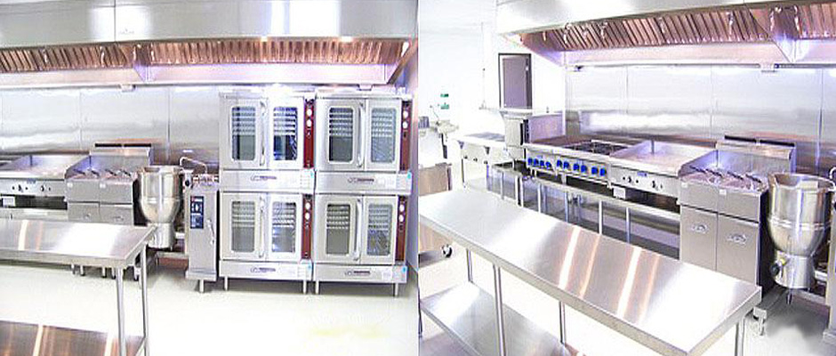 Mobile Kitchen Trailers