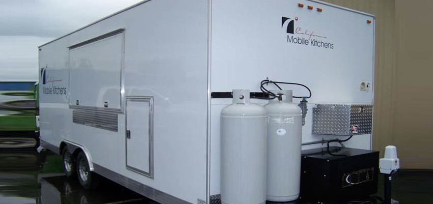 california mobile kitchens - utilities - trailer