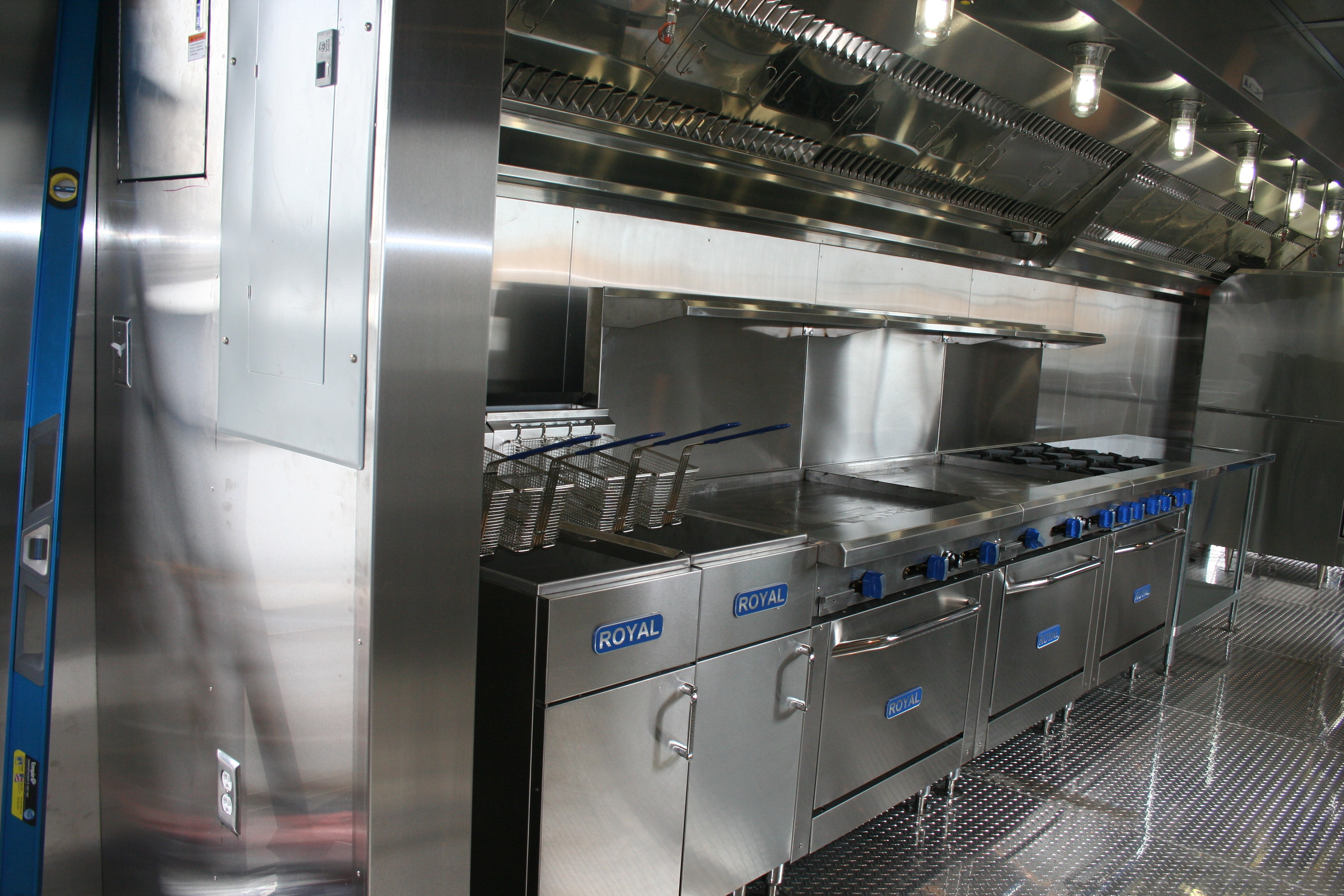 53ft Mobile Kitchen Trailer California Mobile Kitchens 805 434 6172