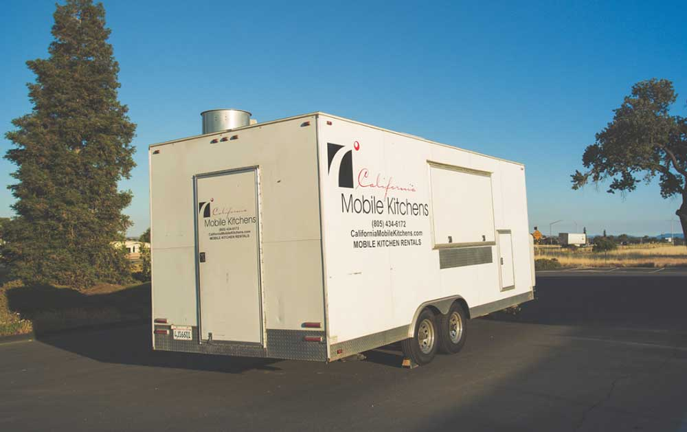 Mobile Kitchens Texas