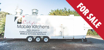 mobile kitchen for sale, CA